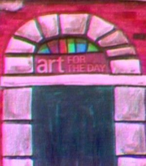 Art for the Day poster