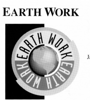 Earth Work poster